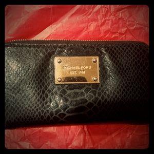 MK wallet/wristlet